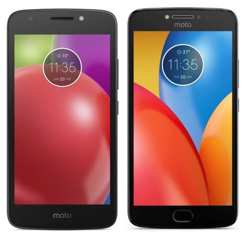 Moto E4 i Moto E4 Plus
