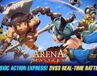 Arena Masters: wciągająca gra akcji na Androida i iOS już dostępna
