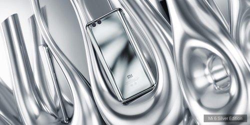 Srebrny Xiaomi Mi 6 był praktycznie niedostępny / fot. Xiaomi