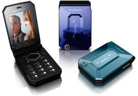 Sony Ericsson Jalou F100i