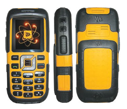 JCB Tough Phone