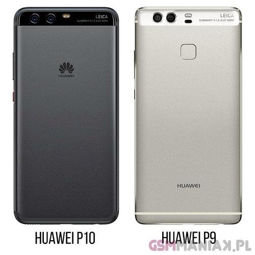 Huawei P10 vs P9 b