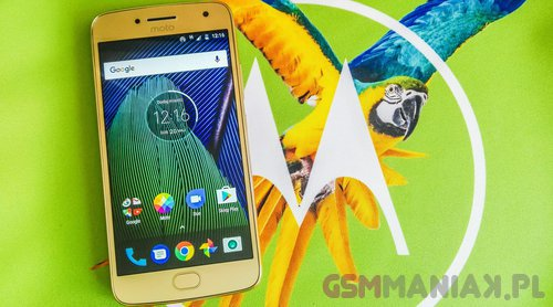 Motorola jako marka powróciła razem z Moto G5 / fot. gsmManiaK