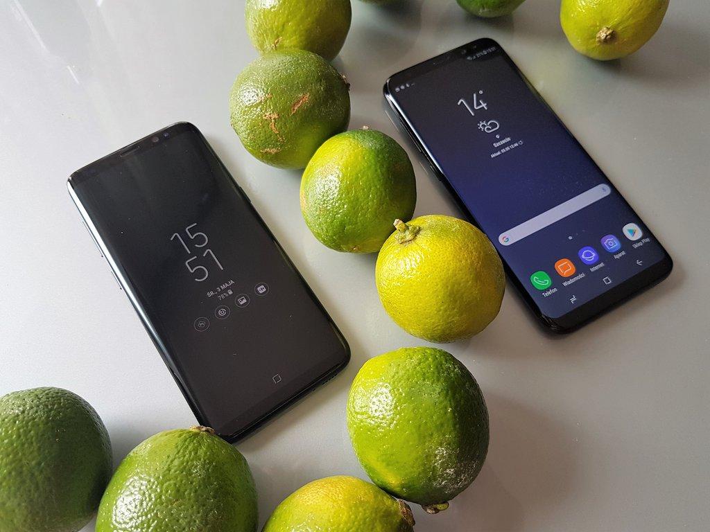 Samsung Galaxy S8 i Samsung Galaxy S8+ / fot. gsmManiaK.pl