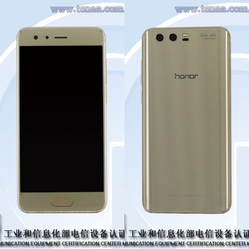 Honor 9 / fot. TENAA