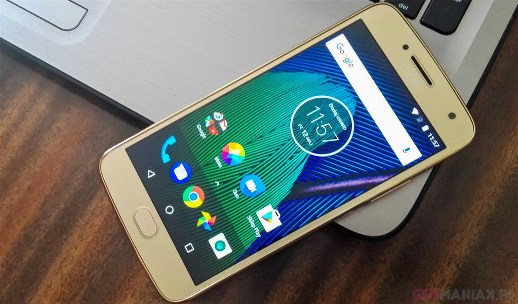 Motorola Moto G5 Plus / fot. gsmManiaK