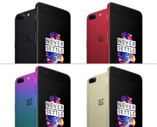 Peter Krull prezentuje pomysły na kolory OnePlus 5