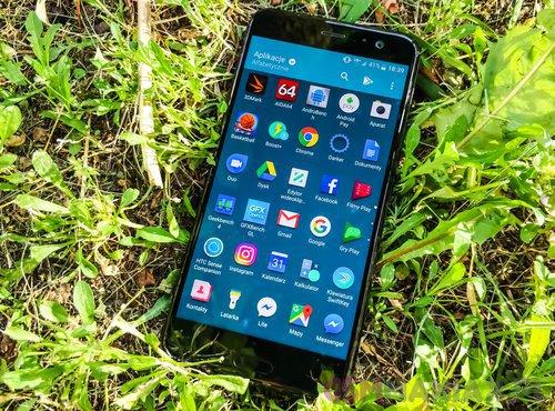 HTC U11 / fot. gsmManiaK