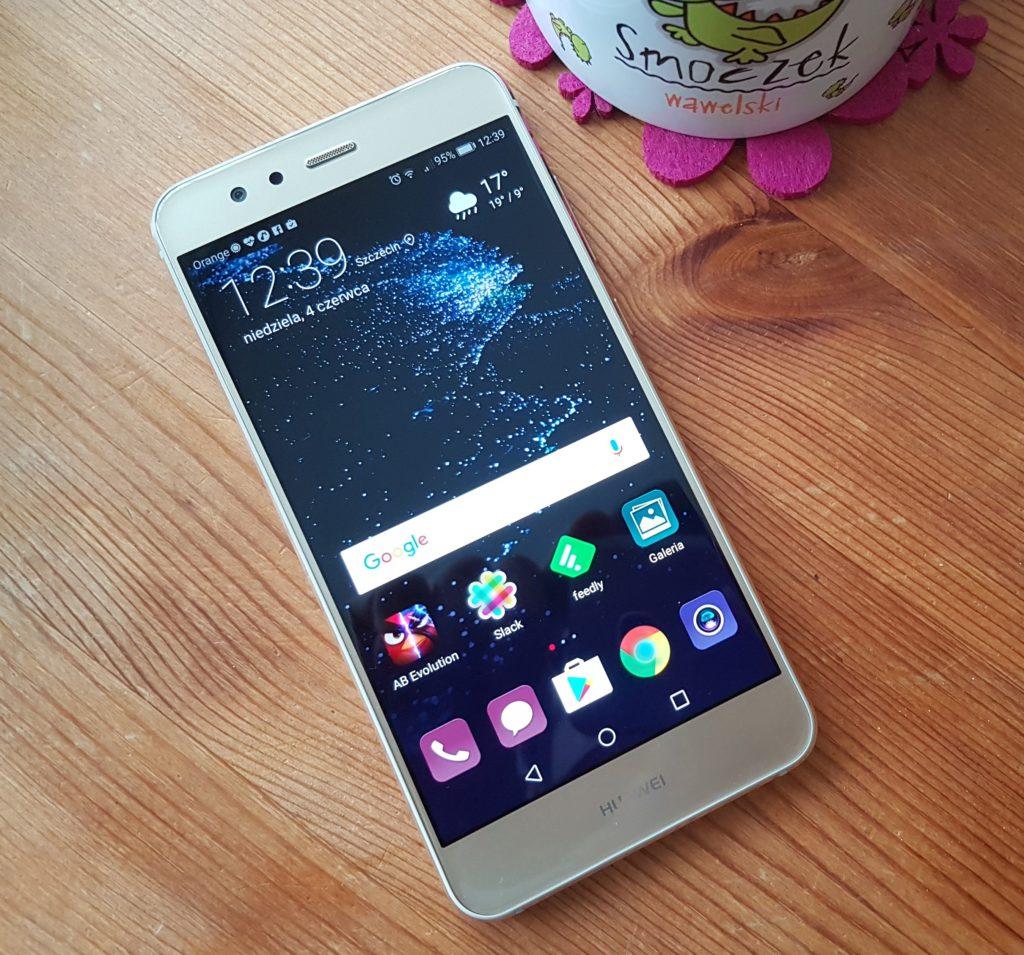 Huawei P10 lite / fot. gsmManiaK.pl