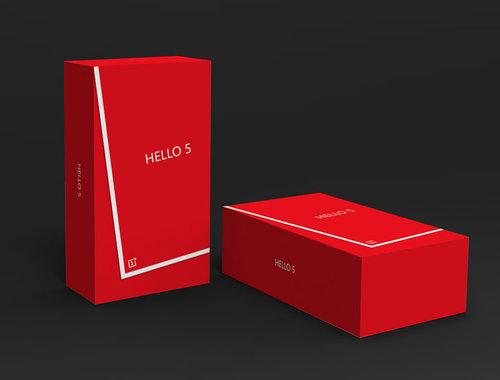 Prawdopodobnie w takim pudełku OnePlus 5 trafi do właścicieli / fot. OnePlus