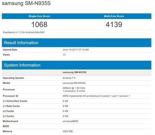 Samsung-SM-N935S-Geekbench