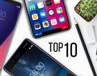 Najlepsze smartfony. TOP-10 (listopad 2017)