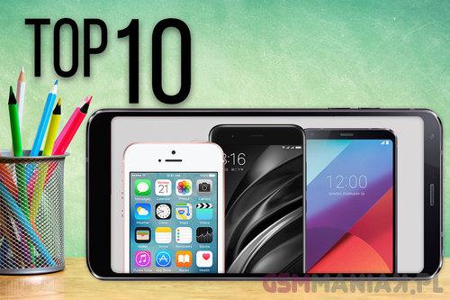 TOP10 smartfonow ktore warto kupic 2017