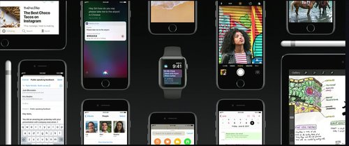 iOS 11 oraz watchOS 4 / fot. Apple
