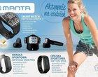Manta: nowy model smartwatcha i dwa smartbandy już dostępne
