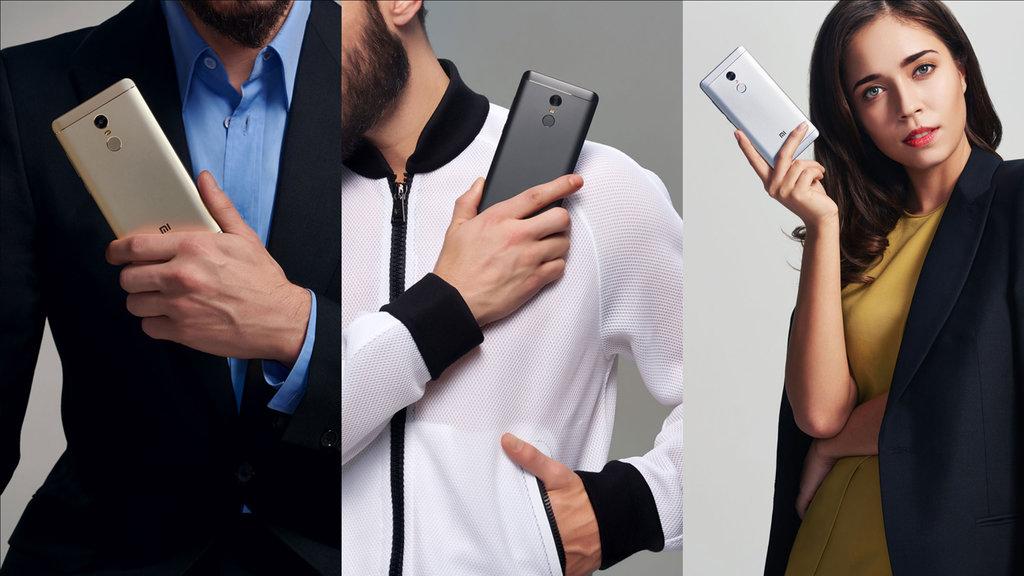 Xiaomi Redmi Note 4 - jeden z indyjskich hitów Xiaomi / fot. producenta