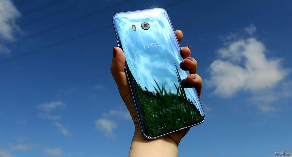 HTC pracuje nad następcą HTC U11 / Fot. HTC
