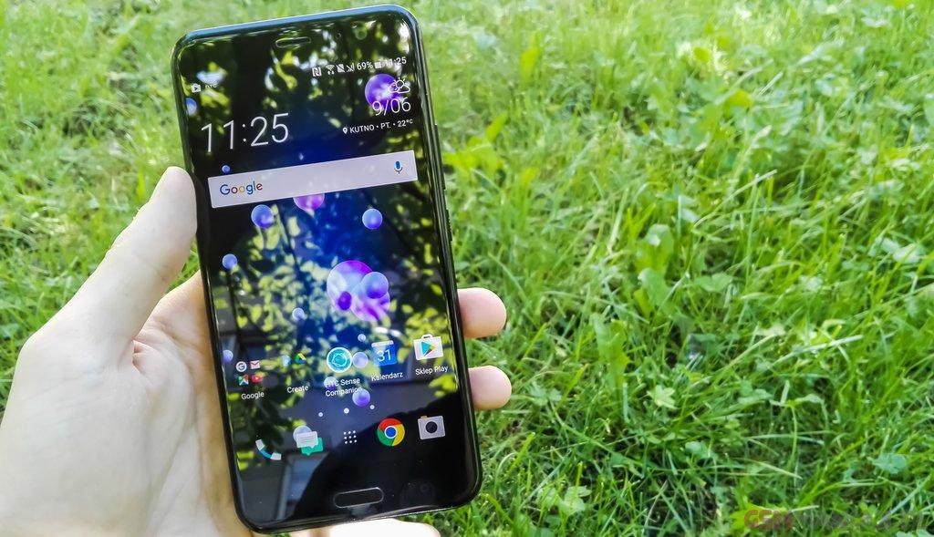 HTC U11/ fot. gsmManiaK