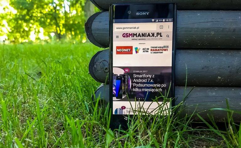 Sony Xperia XZ Premium / fot. gsmManiaK