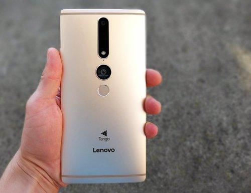 Lenovo phab 2 PRO / FOT. GSMmANIAk.PL