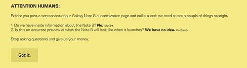 zrzut ze strony produktu / dbrand.com