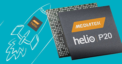 Helio P20/ fot. MediaTek