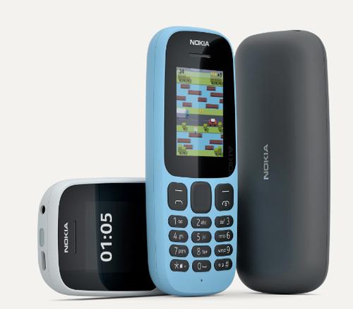 Nokia 105/ fot. Nokia