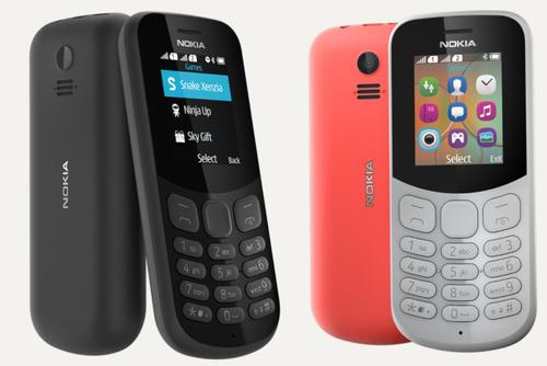 Nokia 130/ fot. Nokia
