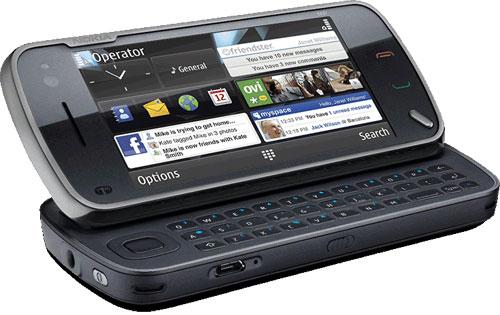 Nokia N97 / fot. Nokia
