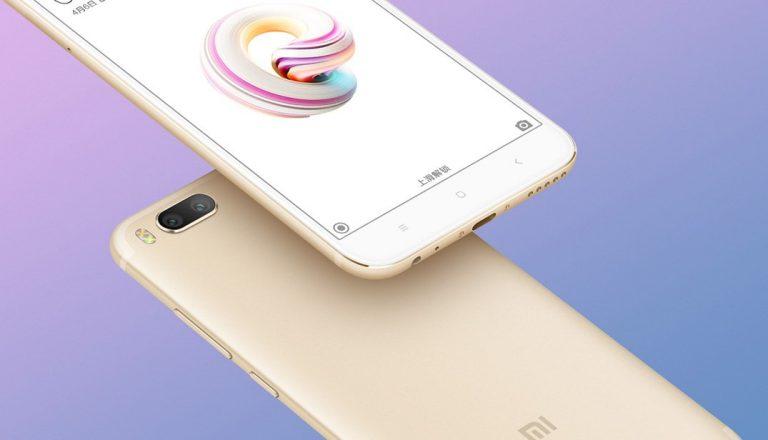 Pierwszy smartfon z MIUI 9 - Xiaomi Mi 5X / fot. Xiaomi