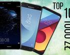 TOP 10 smartfon do 1000