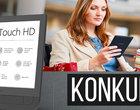 KONKURS | Wygraj czytnik e-booków PocketBook Touch HD!