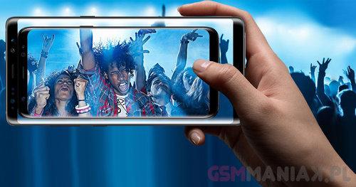 Samsung Note8 vs S8plus 5