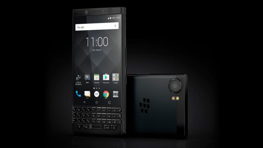 BlackBerry KEYone/ fot. TCL