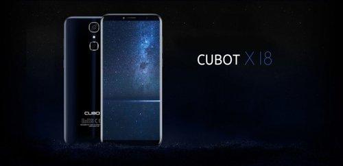 c0b33f3b75caa6 Cubot X18 - tak wygląda klon Samsunga Galaxy S8   gsmManiaK.pl