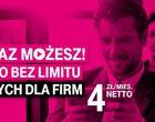 Wideo bez limitu w T‑Mobile również dla firm