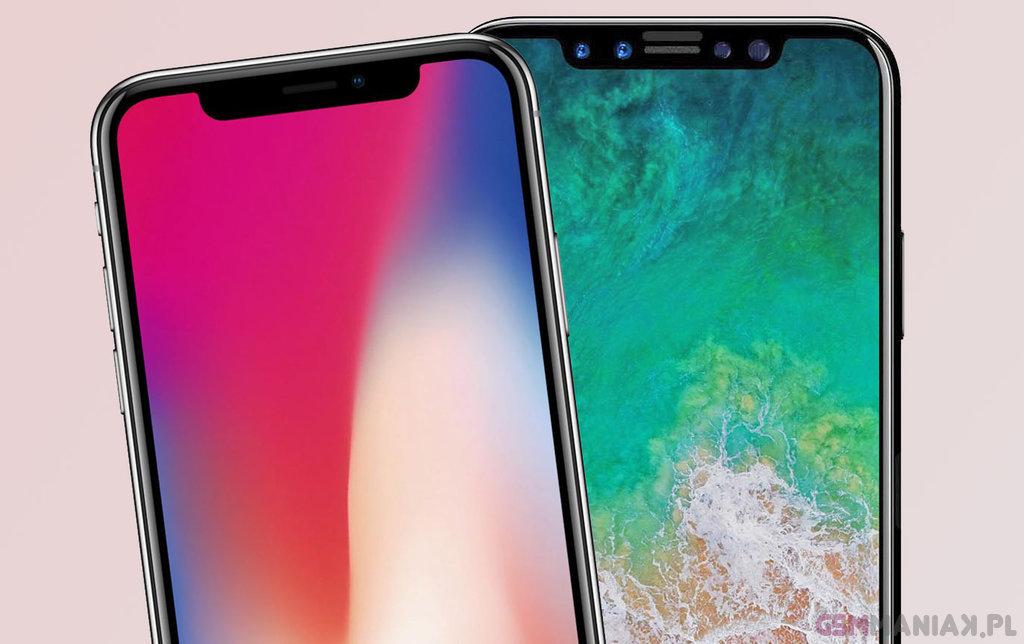 iPhone X vs Goophone X