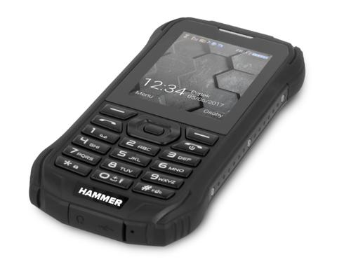 myPhone HAMMER Delta/ fot. HAMMER