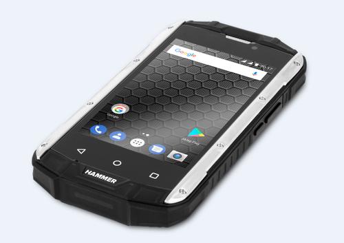 myPhone HAMMER Titan 2/ fot. HAMMER