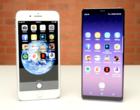 iPhone 8 Plus vs. Samsung Galaxy Note 8 - zaskakujący test szybkości