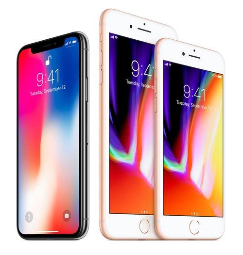 iphone 8 i X