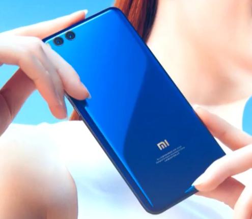 Xiaomi Mi Note 3/ Fot. Xiaomi