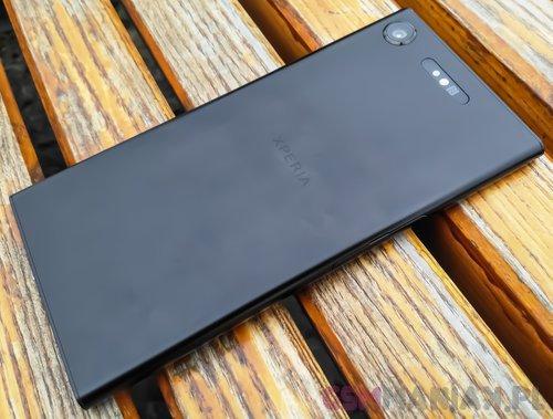 Sony Xperia XZ1 / fot. gsmManiaK