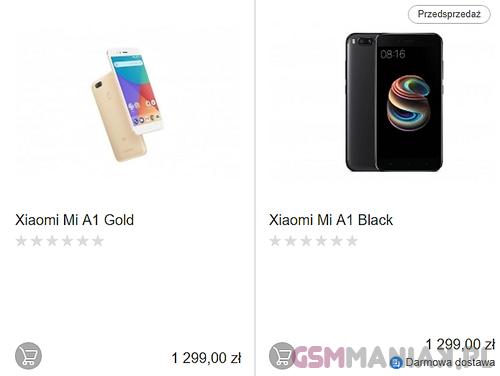 Xiaomi Mi A1 w x-kom