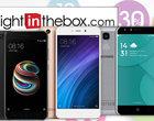 Promocje w LightInTheBox. Taniej Xiaomi Mi 5X i Redmi 4A oraz inne smartfony