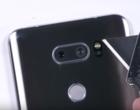 Jak wytrzymały jest LG V30? Zobaczcie sami