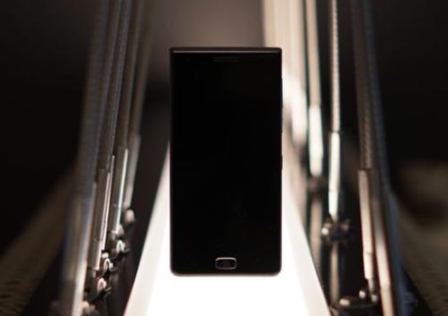 BlackBerry Motion/ Fot. BlackBerry