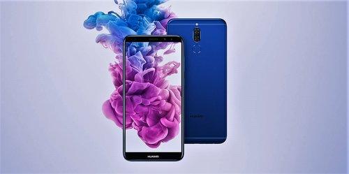 Mniej więcej tak może wyglądać Huawei Nova 3 / Fot. Huawei