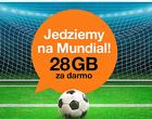 Orange szaleje: 28GB za awans Polski na MŚ 2018. Jak aktywować pakiet?