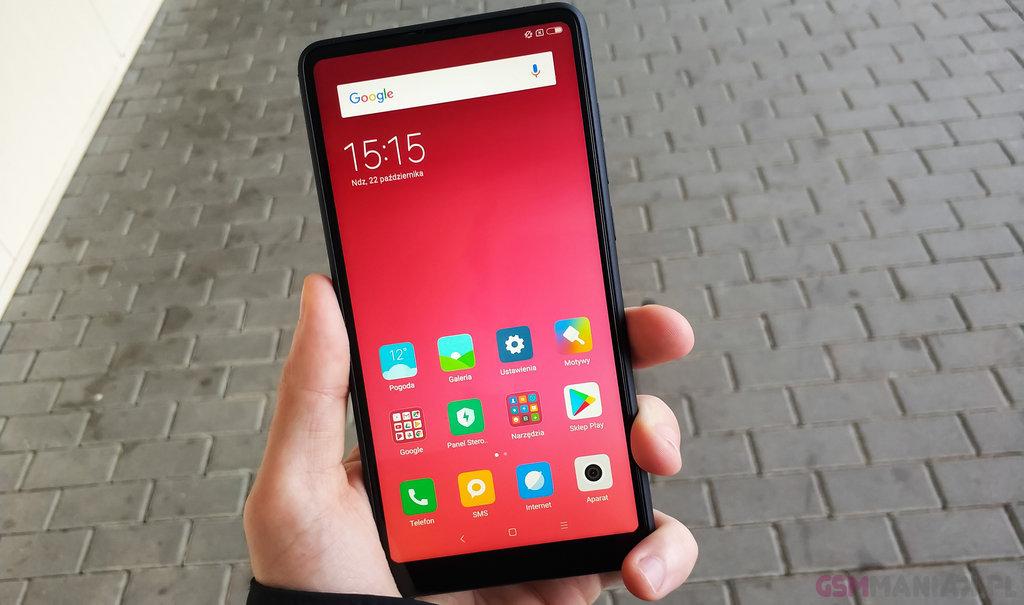 Xiaomi Mi Mix 2 / fot. gsmManiaK